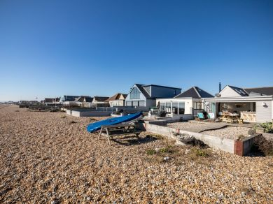 Pevensey Bay Beach Retreat (50842)